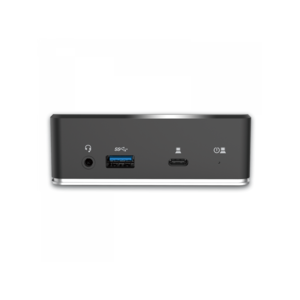 STATION D'ACCUEIL UNIVERSELLE USBC HDMI X2 RJ45 AUDIO USB 3.1 85W